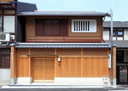 柳馬場通のお茶室(松尾流)