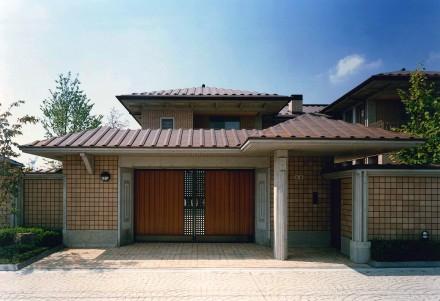 大津市の家