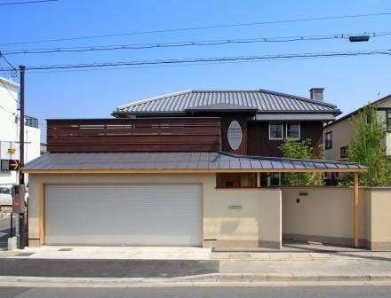 上賀茂の家2