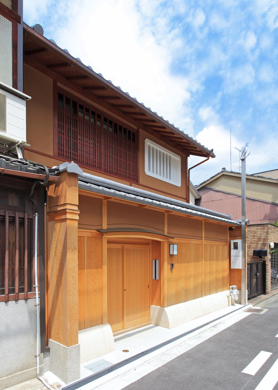 Ɵ�馬場通のお茶室(松尾流)(京都市中京区)|アーキヴィジョン企画建築事務所
