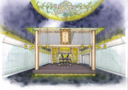 燈篭堂浄教寺